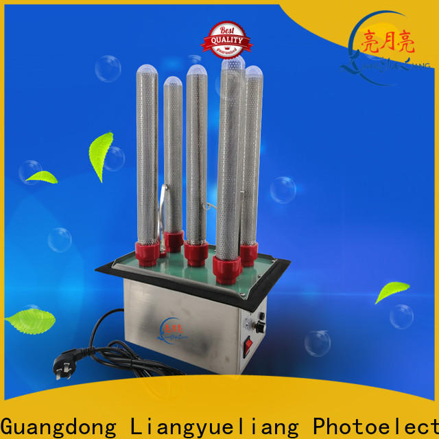 LiangYueLiang 5 star reviews plasma ionizer air purifier awarded supplier for medical disinfection