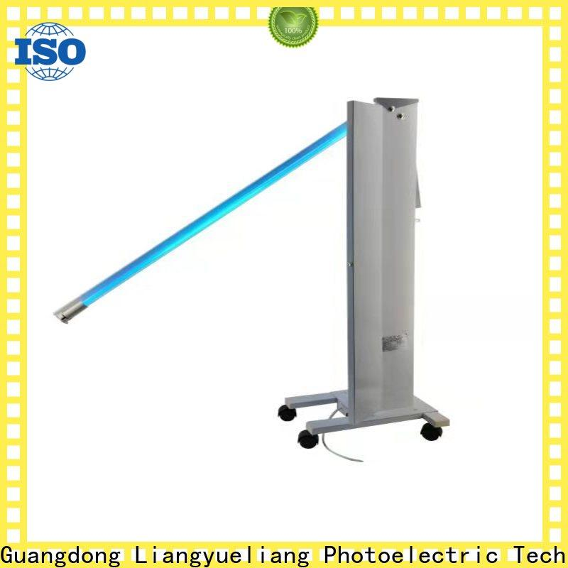 highly recommend blue light sanitizer lamp company for medical disinfection