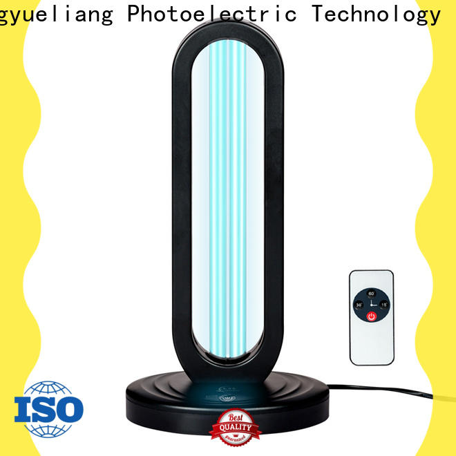 LiangYueLiang hot sale uv sterilizer for saltwater aquarium bulk purchase for domestic sewage