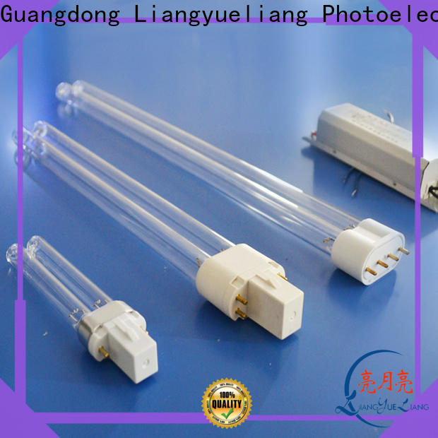strong high output germicidal uv lamps shaped energy saving for water treatment