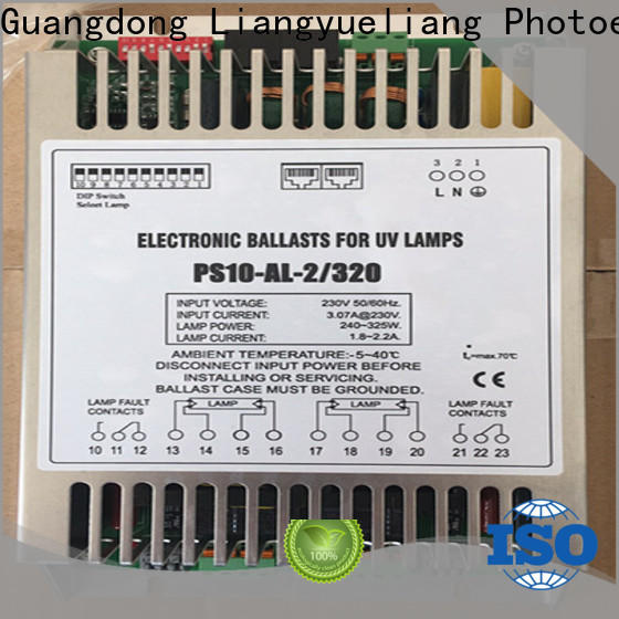 LiangYueLiang ps10 uv lamp ballast circuit manufacturers for mining industy