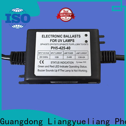LiangYueLiang lamp germicidal ballast company for mining industy