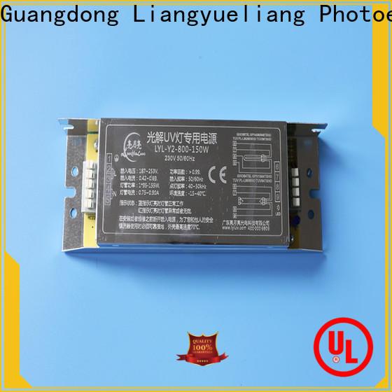 LiangYueLiang ph5 germicidal lamp electronic ballast company for water recycling