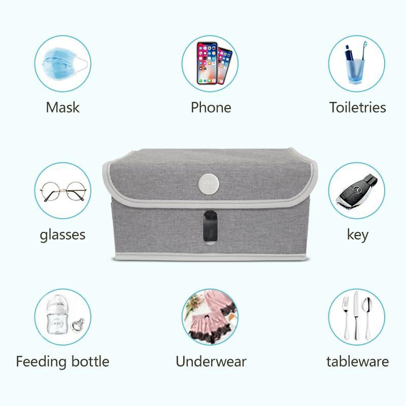 dual-band nano disinfection kit
