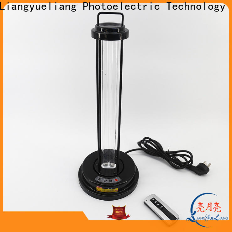 LiangYueLiang series led uv germicidal lamps Supply for water recycling