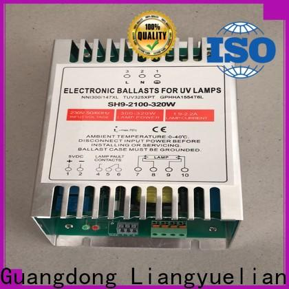 LiangYueLiang 320w uvc ballast supplier for water recycling