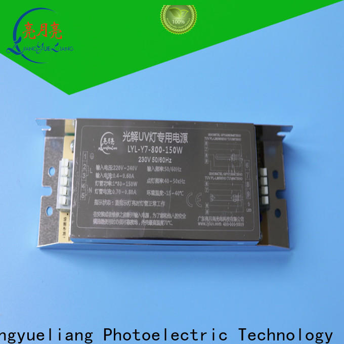 LiangYueLiang 320w fluorescent light ballast supply for waste water plant
