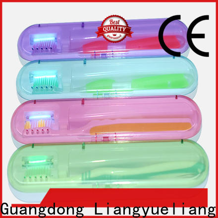 LiangYueLiang toothbrush bottle sterilizer with dryer company for office