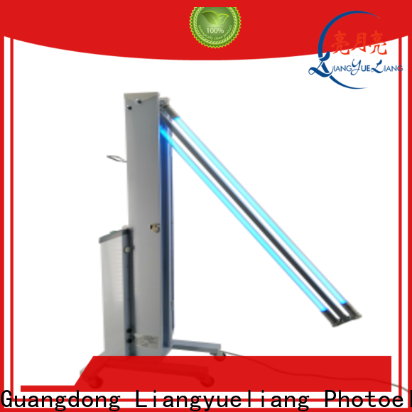 LiangYueLiang germicidal ultraviolet disinfection system company for medical disinfection