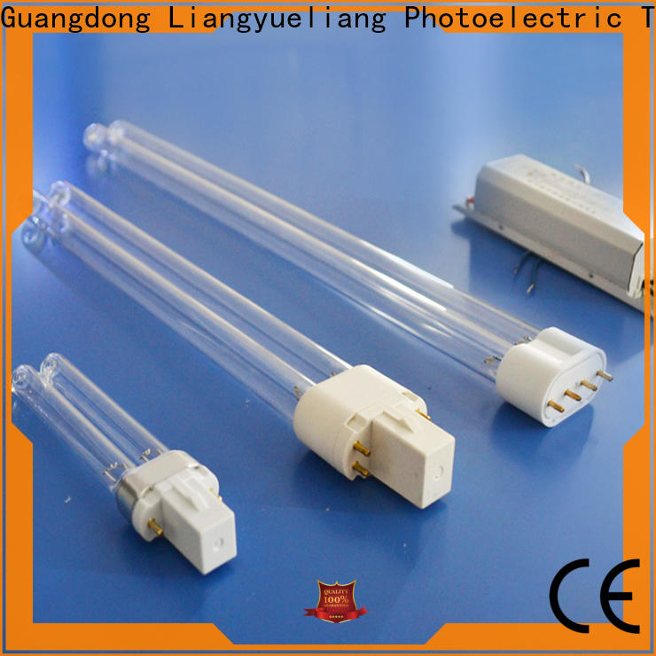 LiangYueLiang strong uvc germicidal light factory for wastewater plant