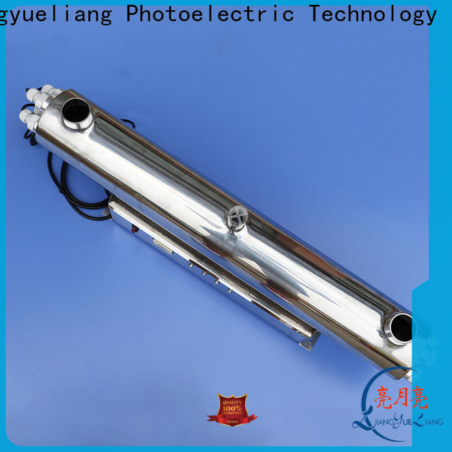 LiangYueLiang power whole house uv water sterilizer Supply for pool