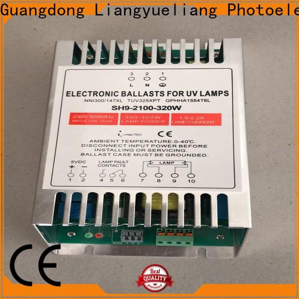 LiangYueLiang competitive price uv bulb ballast wholesale for waste water plant