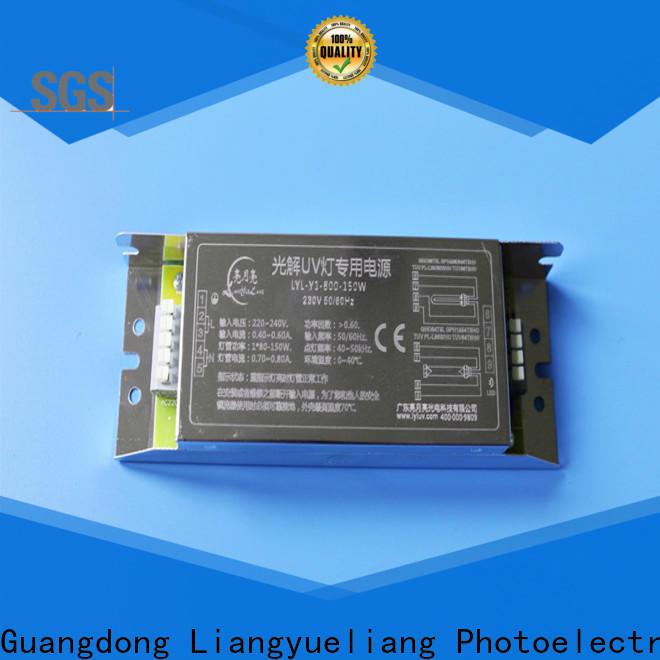 LiangYueLiang sh9 uv light ballast supply for domestic