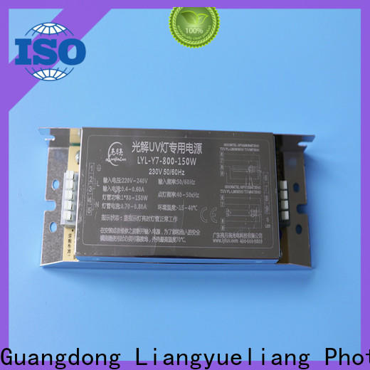LiangYueLiang explosion fluorescent light ballast wholesale for water recycling