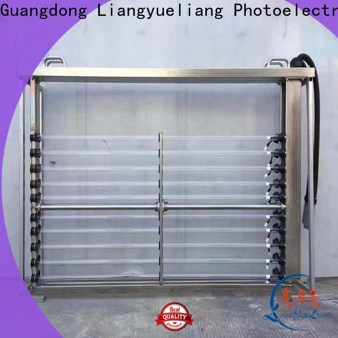 LiangYueLiang shaped germicidal uv led factory for industry dirty water discharged