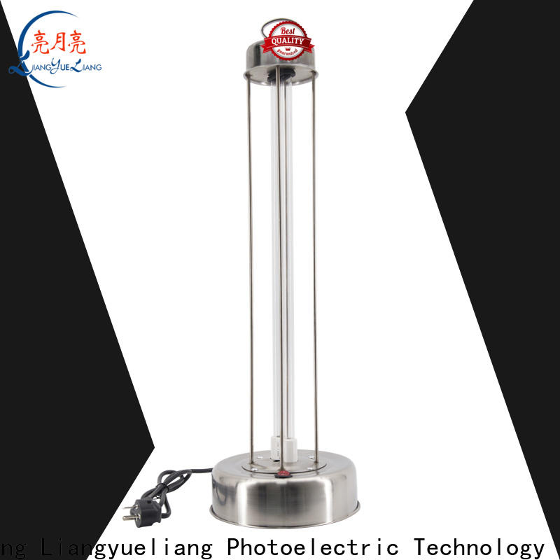 LiangYueLiang available uv light germicidal lamp factory price for industry dirty water discharged