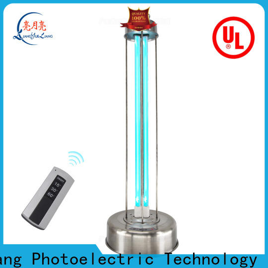 LiangYueLiang shaped uv lamp water for water treatment