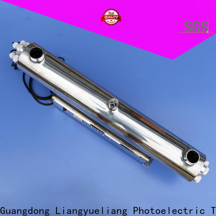 LiangYueLiang best selling sterilight uv for pond