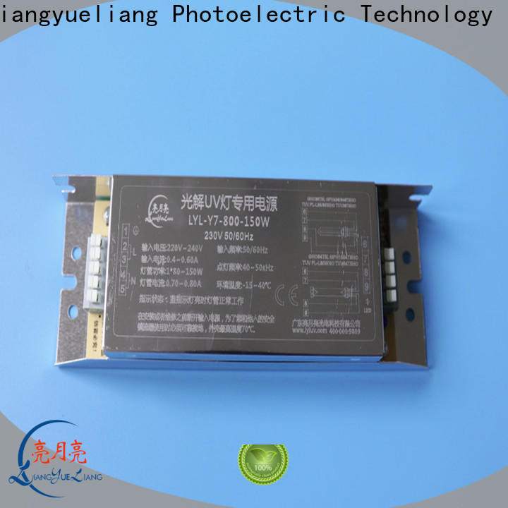 hot recommended ultraviolet light ballast y7 energy saving for water recycling