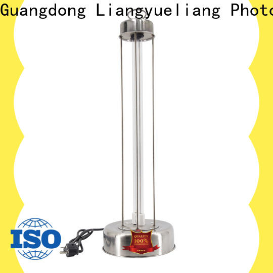 LiangYueLiang UVC uv lamp for water purification auto-cleaning for air sterilization