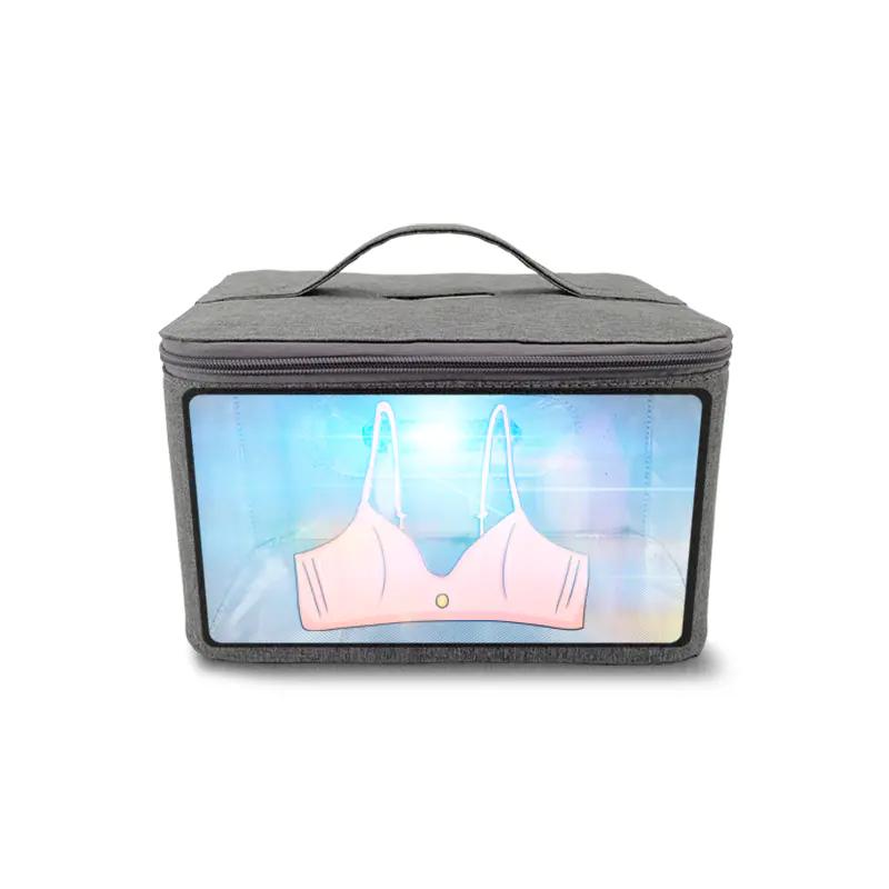 How to go through the UV sterilization bag customization?