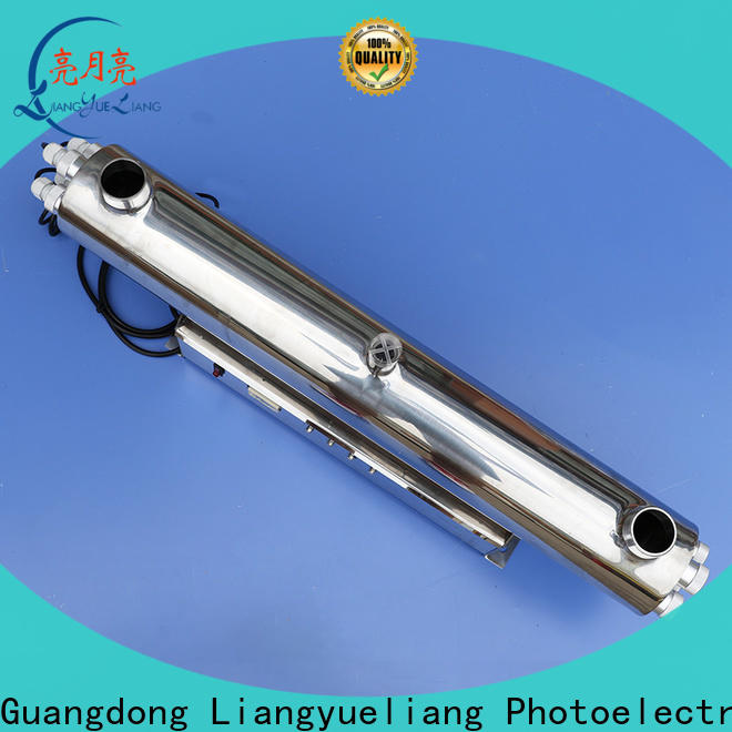 LiangYueLiang high quality ultraviolet sterilizer supply for landscape water
