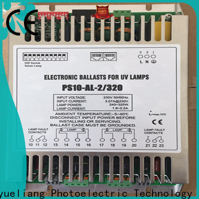 LiangYueLiang y1 uv light ballast a lower price for mining industy