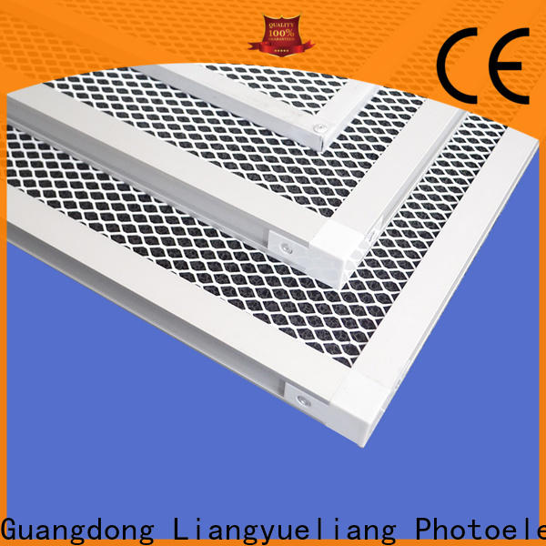 LiangYueLiang best photocatalytic filter manufacturers for light