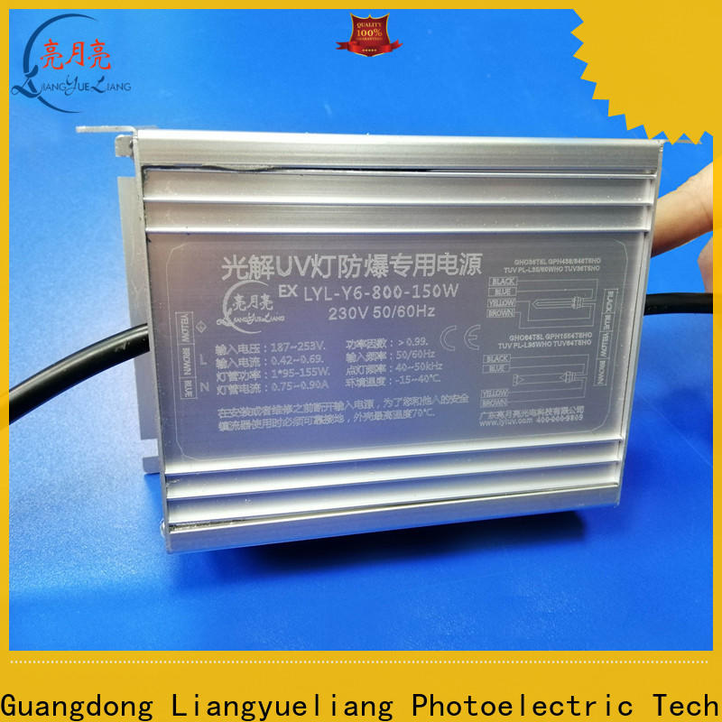 LiangYueLiang wholesale uv lamp ballast manufacturers factory for water recycling