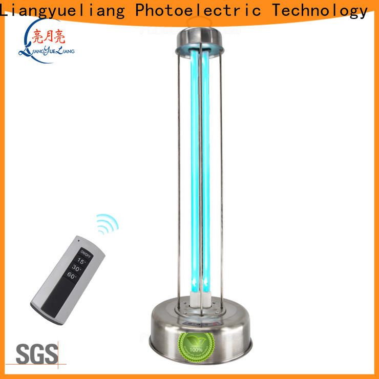 LiangYueLiang double ultraviolet germicidal irradiation auto-cleaning for water treatment