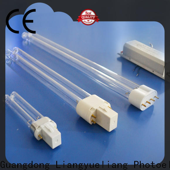 hot sale uv light germicidal lamp 3w chinese manufacturer for wastewater plant
