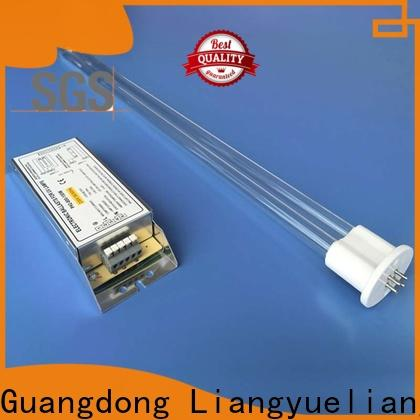 ultraviolet uvc germicidal lamp compact tube for industry dirty water discharged