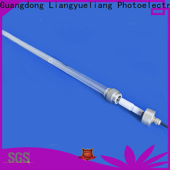 LiangYueLiang output uv lamp aquarium factory price for wastewater plant
