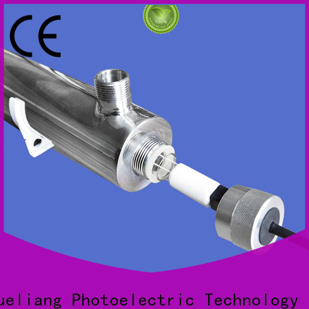stable ultraviolet light sterilization ultraviolet made in China for fish farming,