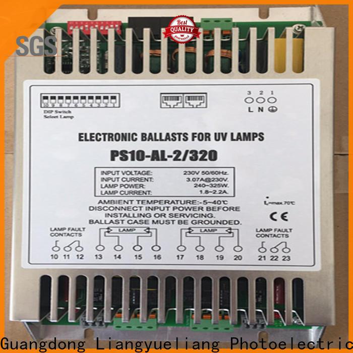 LiangYueLiang y1 uv lamp ballast Suppliers for mining industy