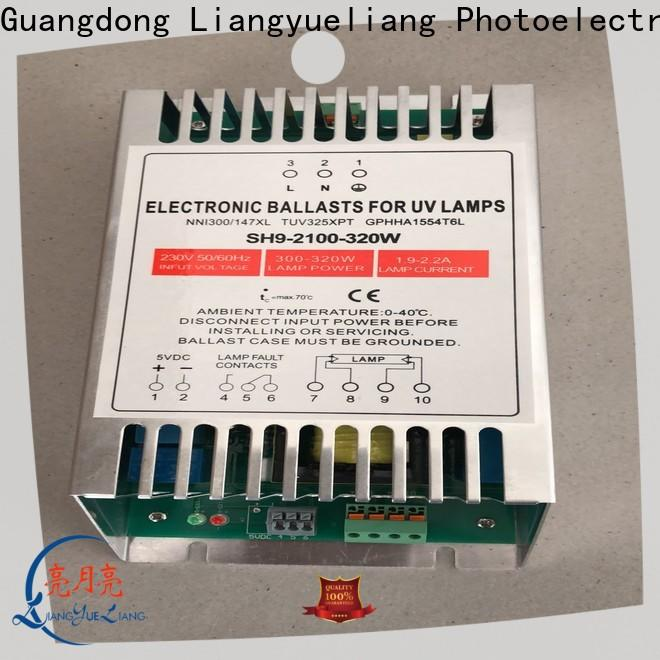 low price uvc ballast ps10 supplier for waste water plant
