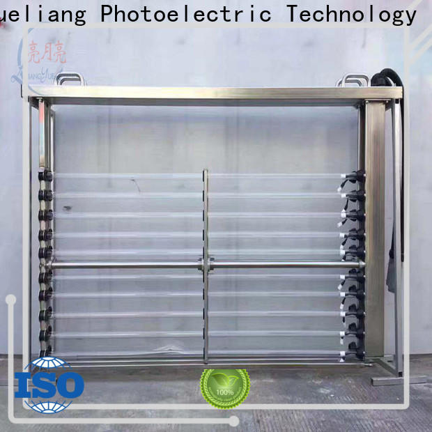 LiangYueLiang bulk germicidal ultraviolet light for heating and cooling systems bulk purchase for industry dirty water discharged