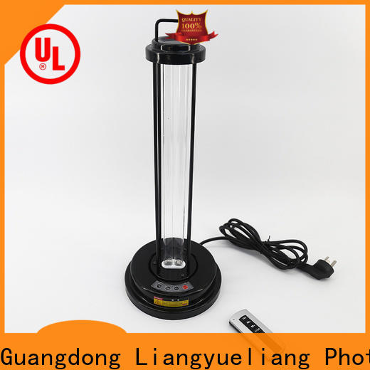 LiangYueLiang anti-rust uv sterilizer for drinking water factory for water treatment