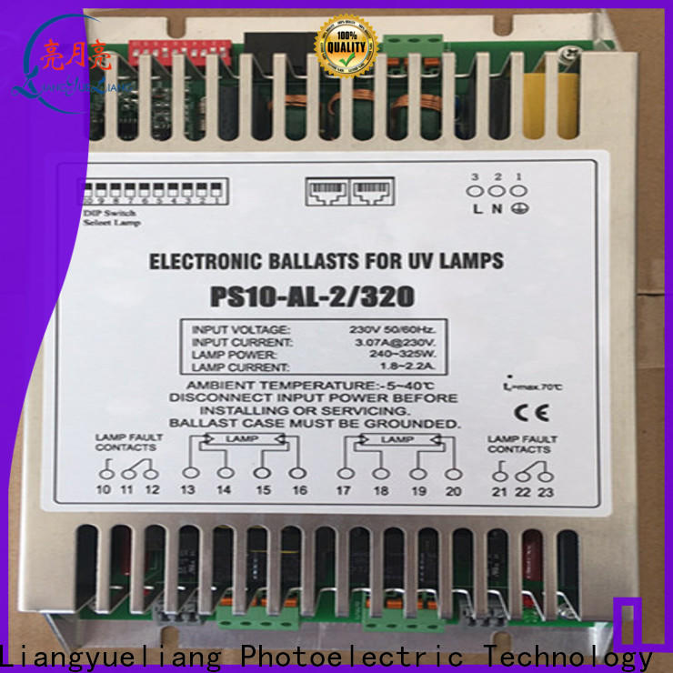 LiangYueLiang high quality fluorescent light ballast supply for mining industy