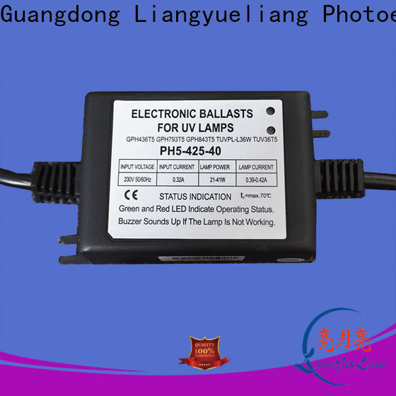 bulk uv lamp ballast circuit explosion factory for water recycling