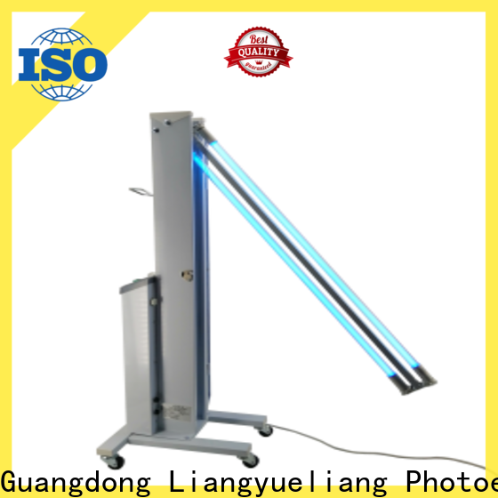 LiangYueLiang trolley uv light to see germs company for medical disinfection