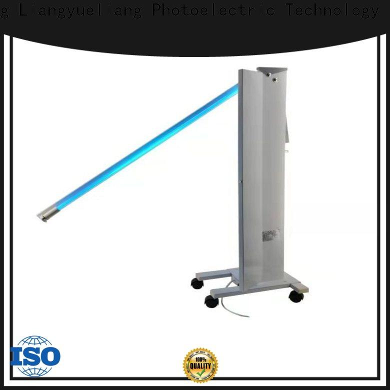 LiangYueLiang mobile ultraviolet treatment system for medical disinfection