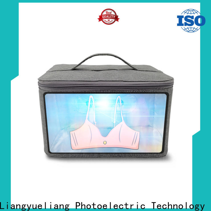 LiangYueLiang box bottle steam sterilizer with dryer for business for home