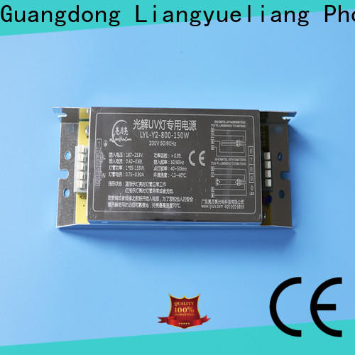 LiangYueLiang 320w uv ballast circuit supply for waste water plant