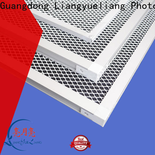 LiangYueLiang filter uvb light fitting china supplier for bulbs
