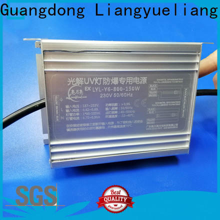 LiangYueLiang new ultraviolet light ballast for-sale for waste water plant