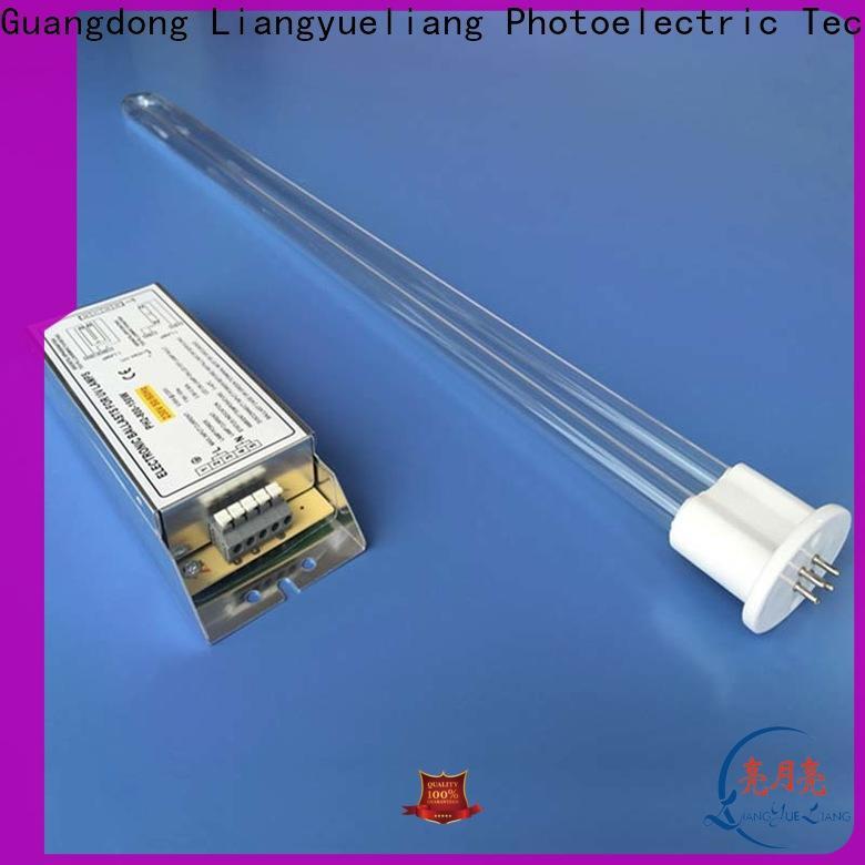 LiangYueLiang uvc germicidal uv led lights auto-cleaning for air sterilization