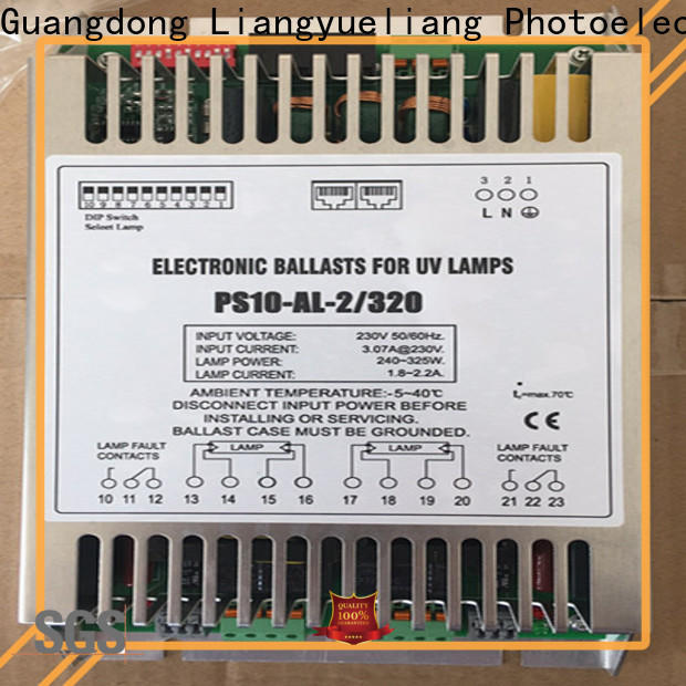 LiangYueLiang y6 uv light ballast supply for mining industy