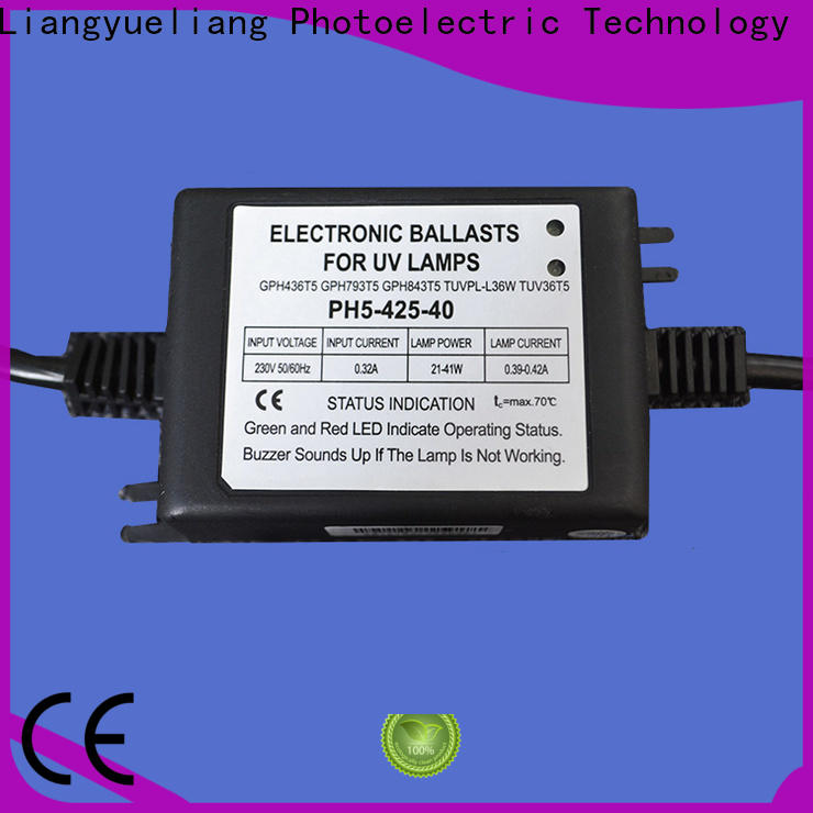 LiangYueLiang high-quality uv ballast circuit manufacturers for mining industy