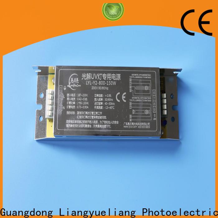 LiangYueLiang waterproof uv bulb ballast for business for domestic